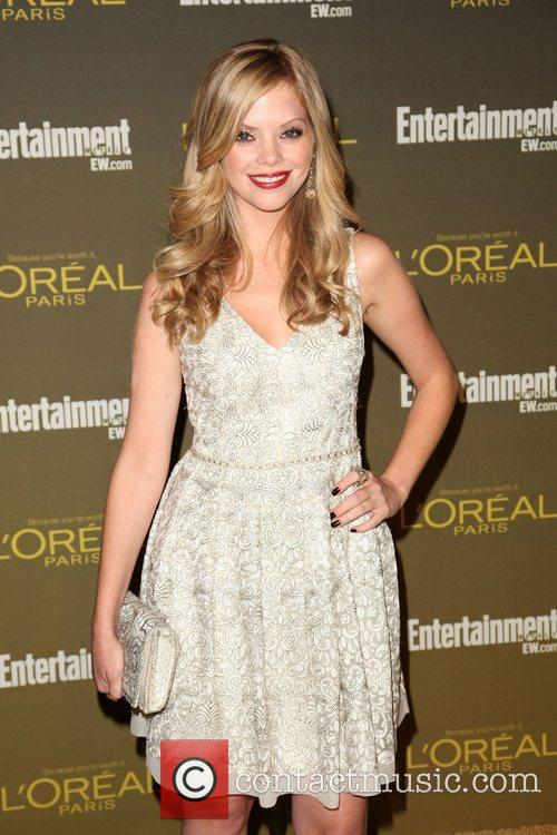 Dreama Walker 2012 Entertainment Weekly Pre-Emmy Party at...