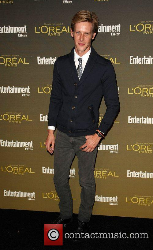 Gabriel Mann 2012 Entertainment Weekly Pre-Emmy Party at...