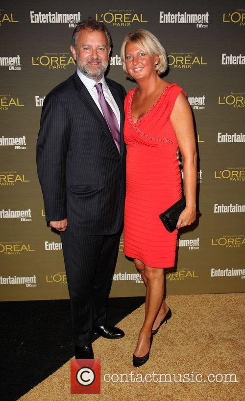Hugh Bonneville 2012 Entertainment Weekly Pre-Emmy Party at...