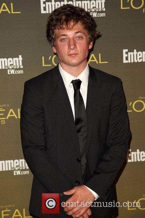 Jeremy Allen White 2012 Entertainment Weekly Pre-Emmy Party...