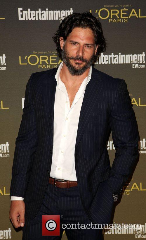 Joe Manganiello 2012 Entertainment Weekly Pre-Emmy Party at...