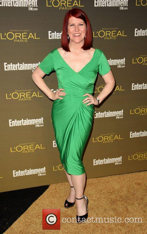 Kate Flannery 2012 Entertainment Weekly Pre-Emmy Party at...