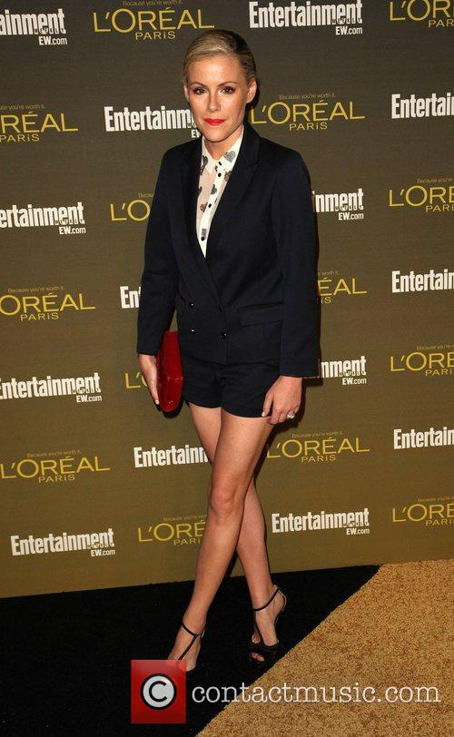 Kathleen Robertson 2012 Entertainment Weekly Pre-Emmy Party at...