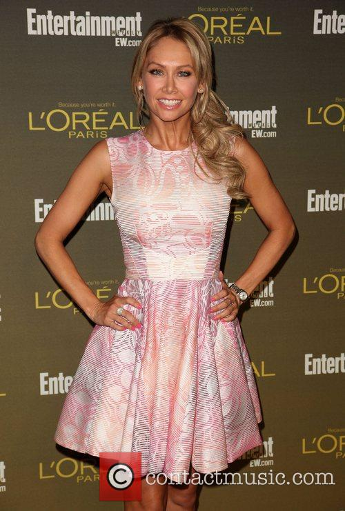 Kym Johnson 2012 Entertainment Weekly Pre-Emmy Party at...
