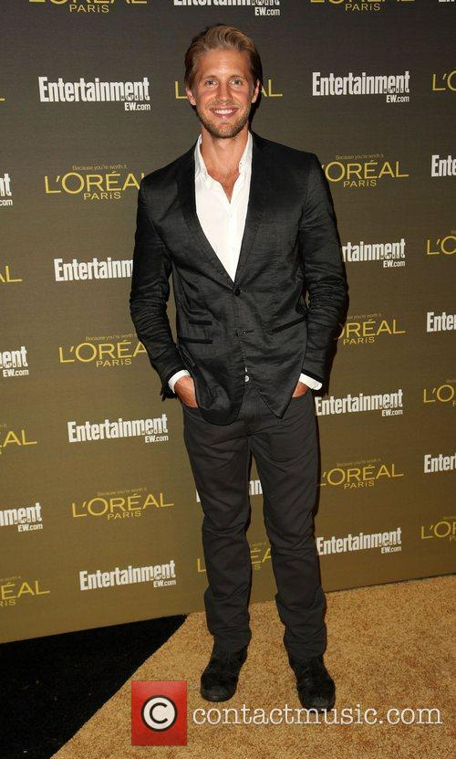 Matt Barr 2012 Entertainment Weekly Pre-Emmy Party at...