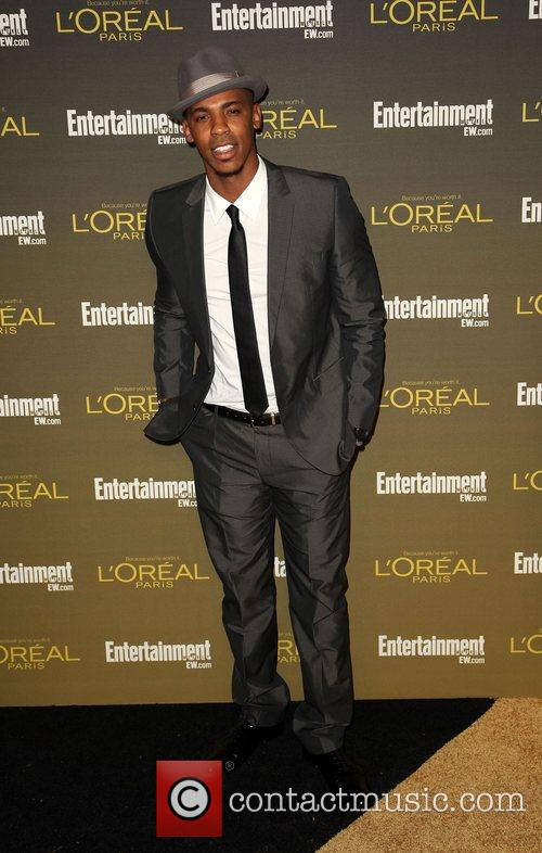 Mehcad Brooks 2012 Entertainment Weekly Pre-Emmy Party at...