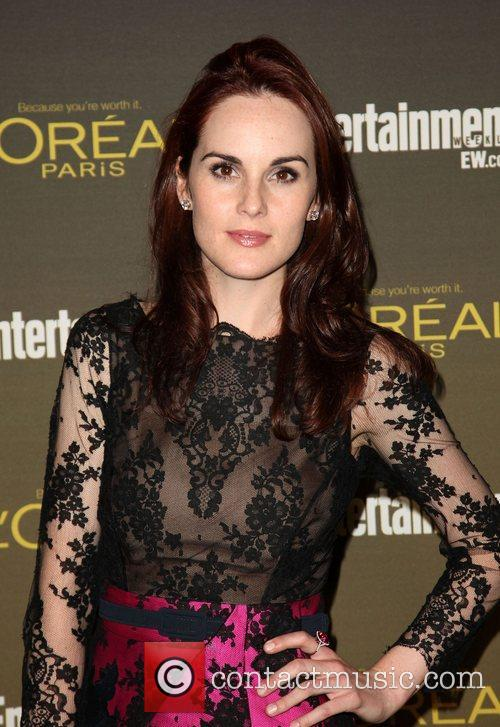 michelle dockery 2012 entertainment weekly pre emmy party 4093280