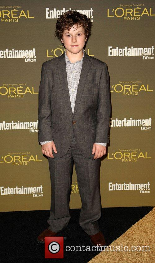 Nolan Gould 2012 Entertainment Weekly Pre-Emmy Party at...