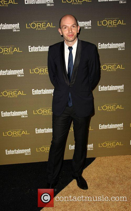 Paul Scheer 2012 Entertainment Weekly Pre-Emmy Party at...