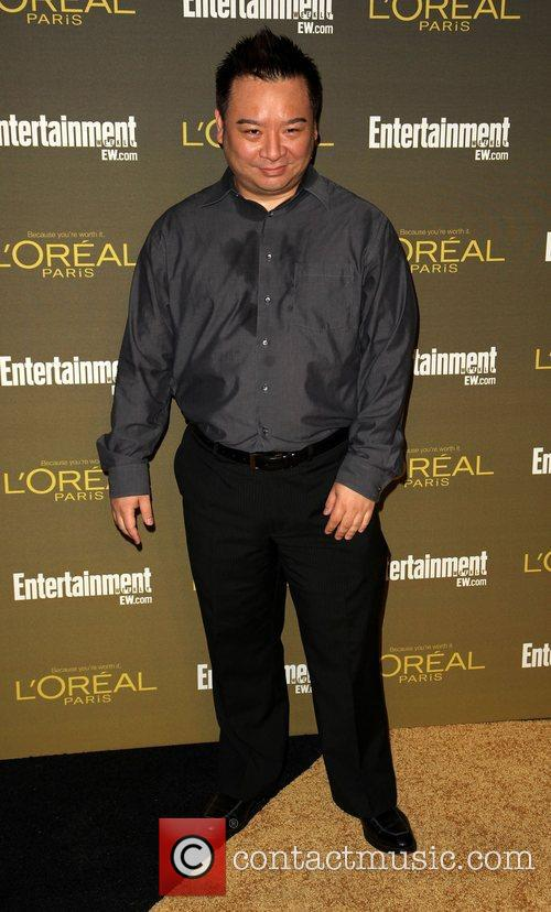 Rex Lee 2012 Entertainment Weekly Pre-Emmy Party at...
