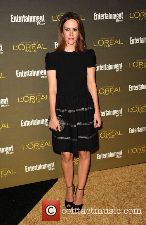 Sarah Paulson 2012 Entertainment Weekly Pre-Emmy Party at...