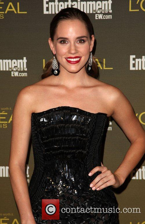 Christa B. Allen 2012 Entertainment Weekly Pre-Emmy Party...
