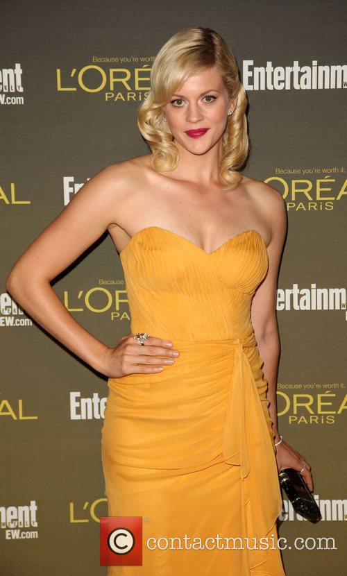 Georgia King 2012 Entertainment Weekly Pre-Emmy Party at...
