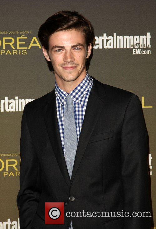 Grant Gustin Pre Emmy Party