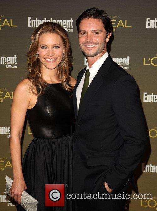 KaDee Strickland and Jason Behr 2012 Entertainment Weekly...