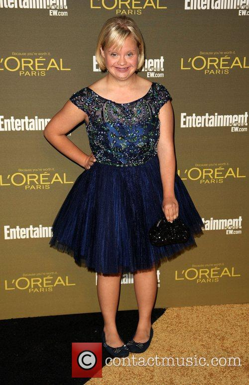 Lauren Potter 2012 Entertainment Weekly Pre-Emmy Party at...