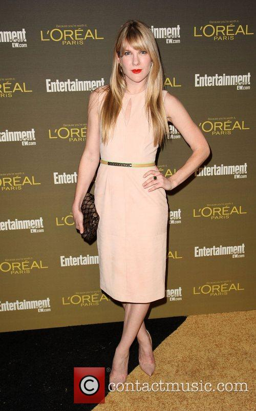 Lily Rabe 2012 Entertainment Weekly Pre-Emmy Party at...