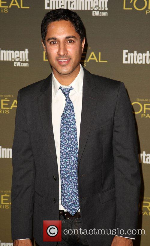 Maulik Pancholy 2012 Entertainment Weekly Pre-Emmy Party at...