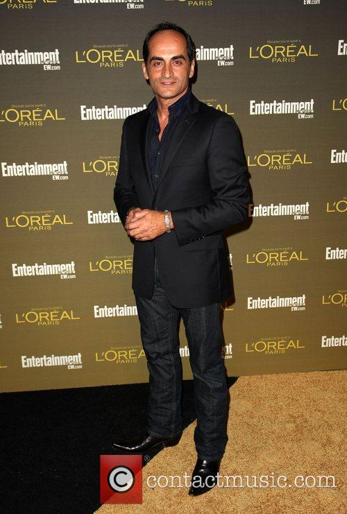 Navid Negahban 2012 Entertainment Weekly Pre-Emmy Party at...