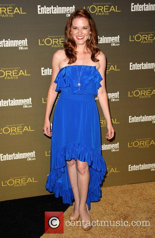 Sarah Drew 2012 Entertainment Weekly Pre-Emmy Party at...