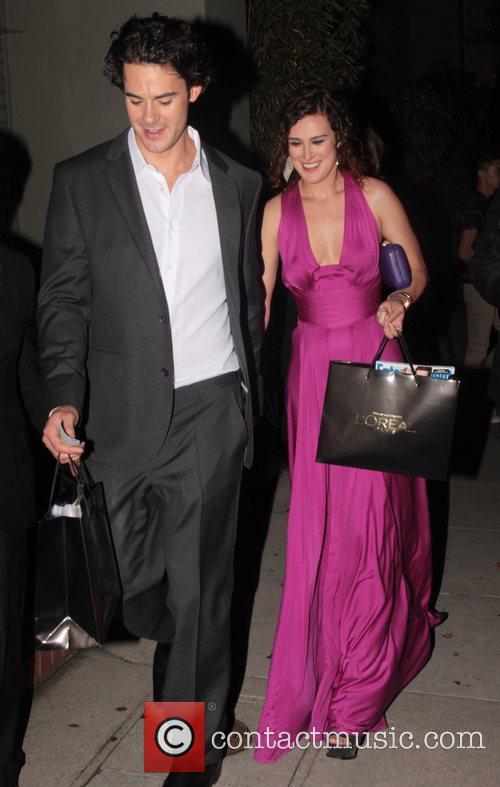 Rumer Willis and boyfriend Jayson Blair Entertainment Weekly...