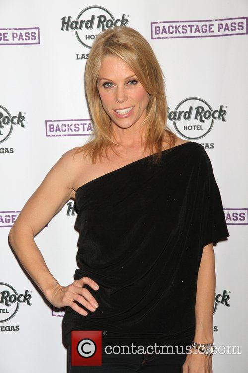 Cheryl Hines Cast of 'Entourage' launch 'Backstage Rewards...