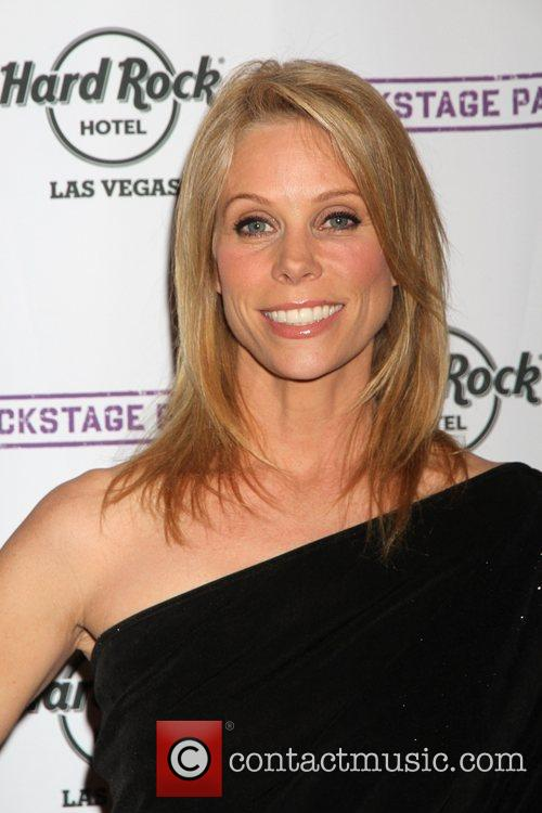 cheryl hines cast of entourage launch backstage 5815578