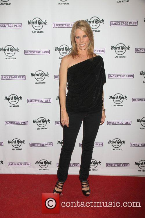 cheryl hines cast of entourage launch backstage 5815579