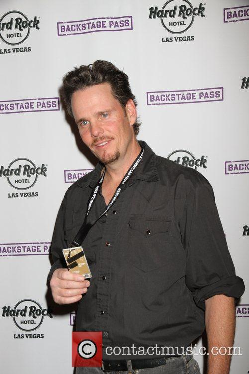 Kevin Dillon Cast of 'Entourage' launch 'Backstage Rewards...