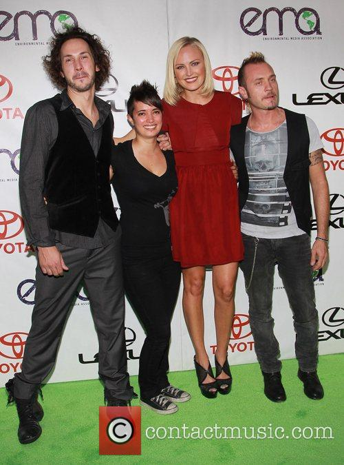 Malin Akerman, Roberto Zincone and Guests 2012 Environmental...