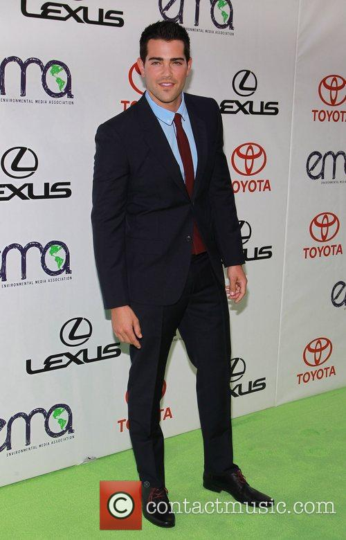 Jesse Metcalfe 2012 Environmental Media Awards Warner Bros....