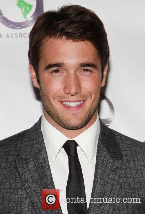 Joshua Bowman 2012 Environmental Media Awards Warner Bros....