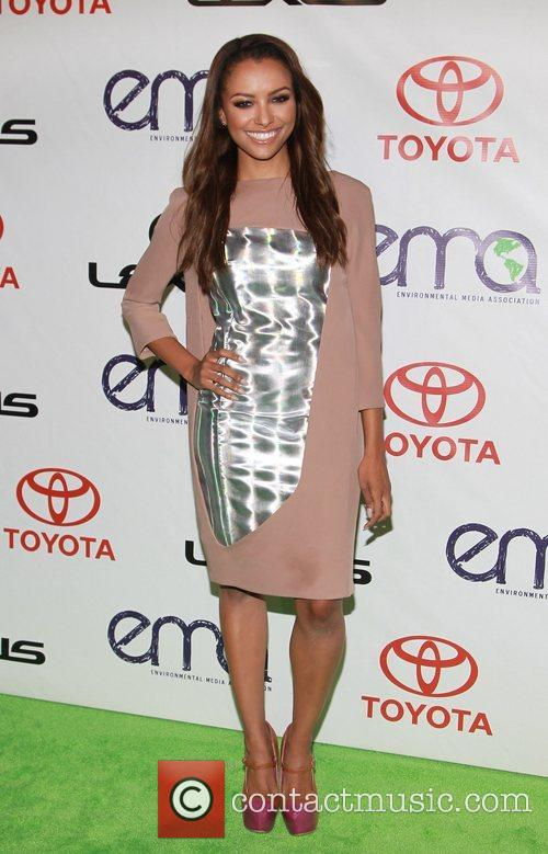 Kat Graham 2012 Environmental Media Awards Warner Bros....