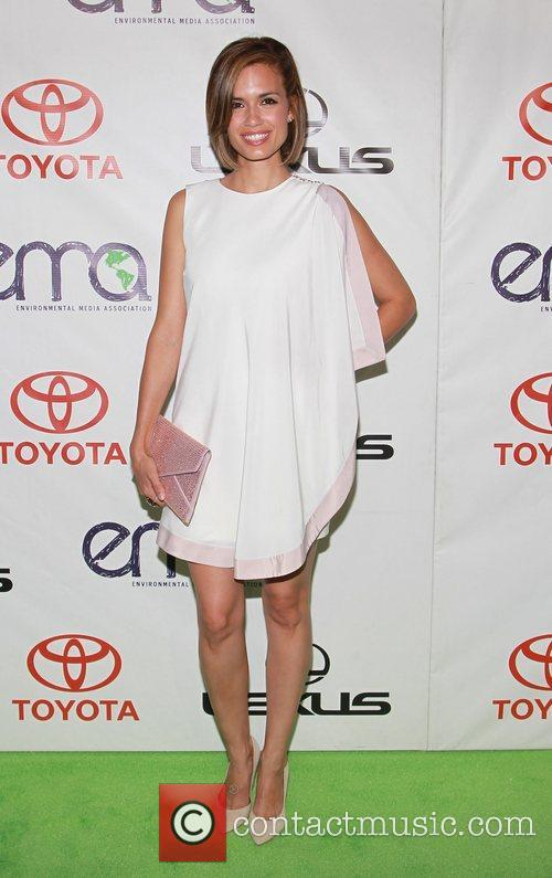 Torrey Devitto 2012 Environmental Media Awards Warner Bros....