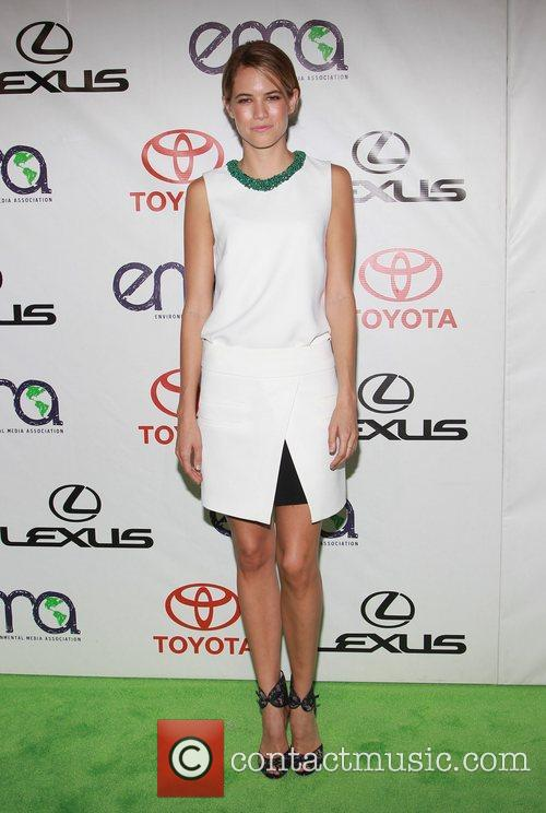 Cody Horn 2012 Environmental Media Awards, held at...