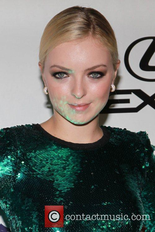 Francesca Eastwood 2012 Environmental Media Awards, held at...