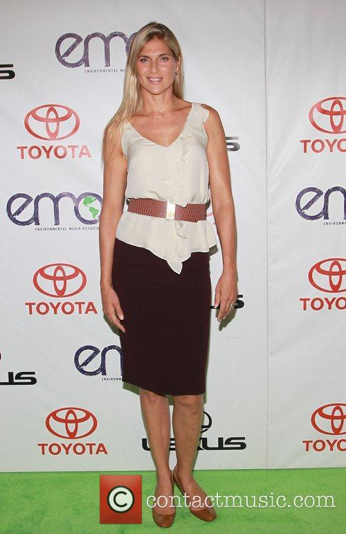 Gabrielle Reece 2012 Environmental Media Awards, held at...