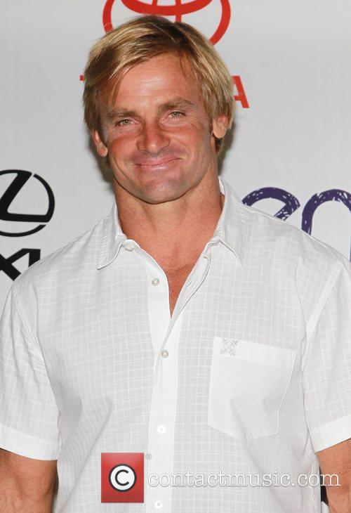 Laird Hamilton 2012 Environmental Media Awards, held at...