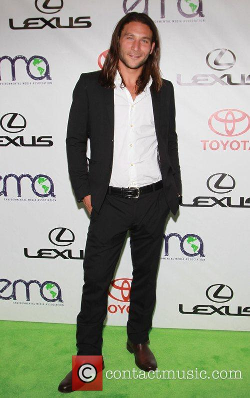 Zach McGowan 2012 Environmental Media Awards, held at...