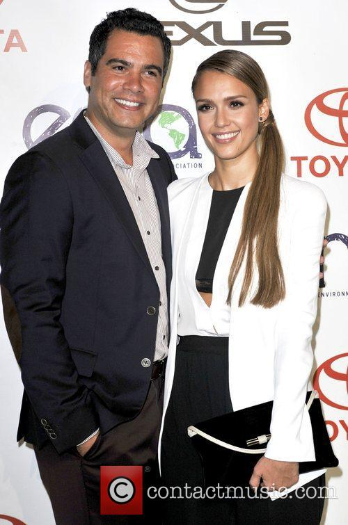 Cash Warren and Jessica Alba 7