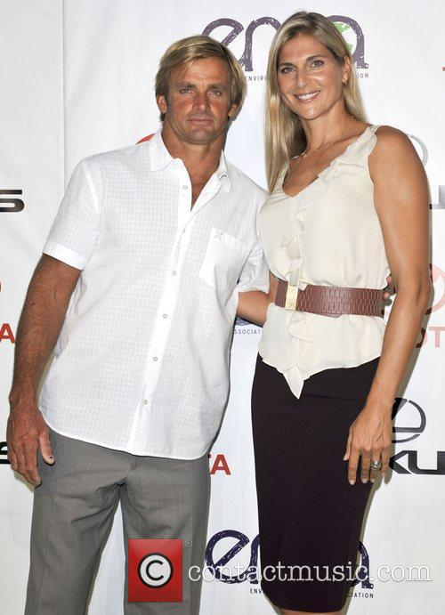 Gabrielle Reece, Laird Hamilton  2012 Environmental Media...