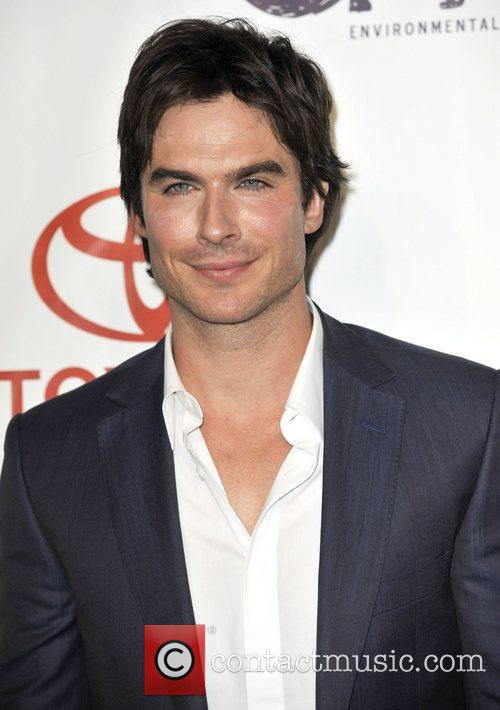 Ian Somerhalder  2012 Environmental Media Awards, held...