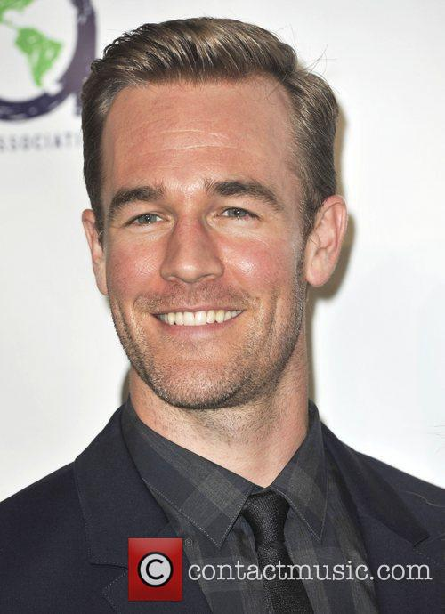James Van Der Beek  2012 Environmental Media...