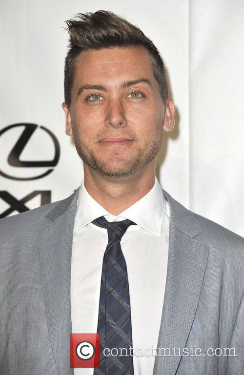 Lance Bass  2012 Environmental Media Awards, held...