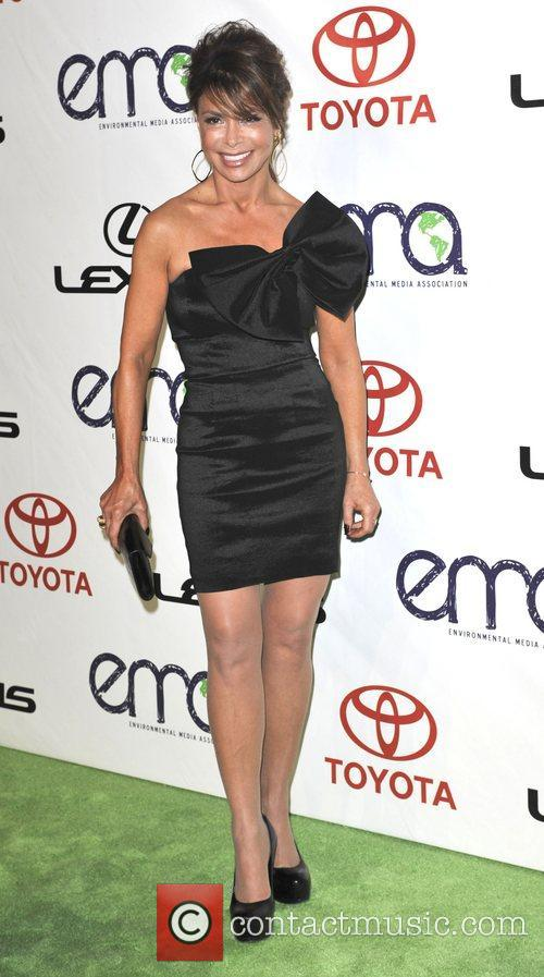 Paula Abdul  2012 Environmental Media Awards, held...