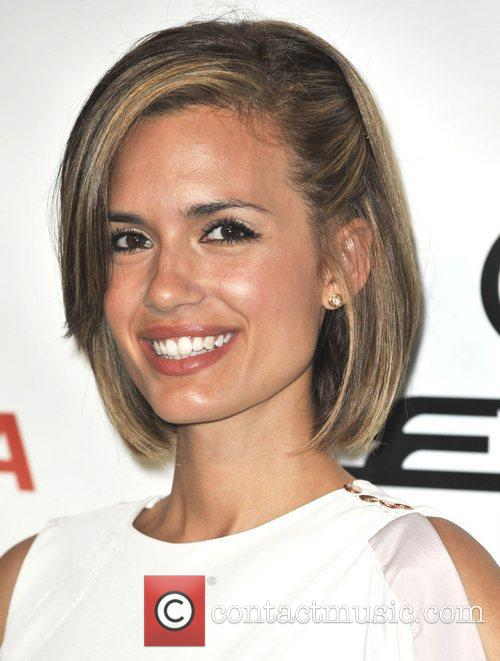 Torrey DeVitto  2012 Environmental Media Awards, held...