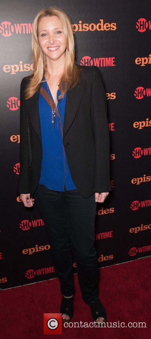 Lisa Kudrow Showtime celebrates Season Two of 'Episodes'...