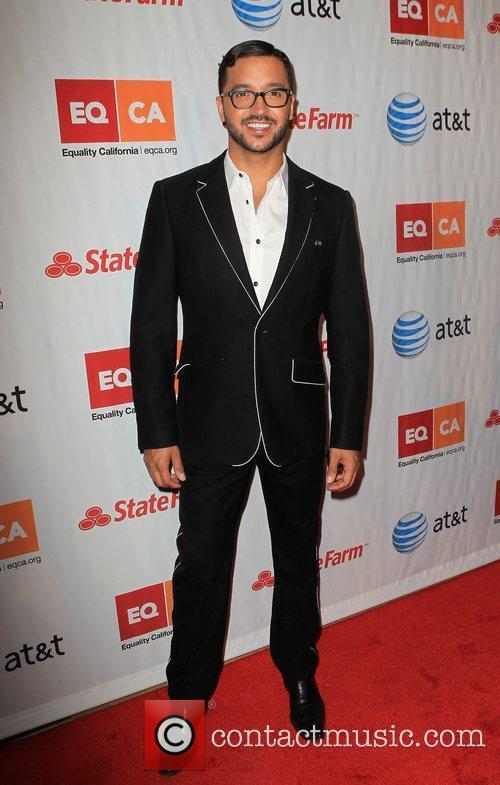 Jai Rodriguez and Beverly Hilton Hotel 2