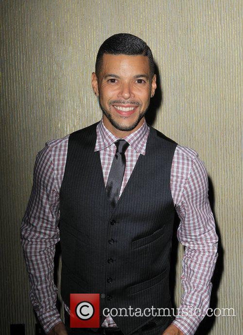 Wilson Cruz and Beverly Hilton Hotel 4