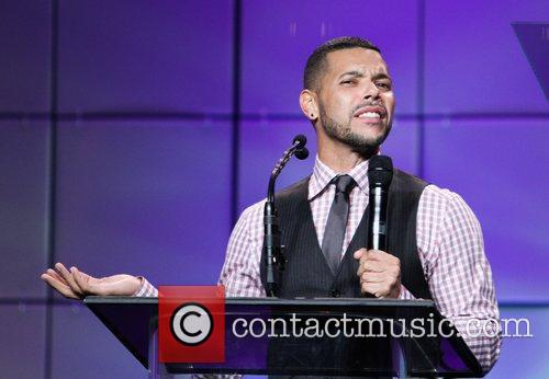 Wilson Cruz and Beverly Hilton Hotel 6